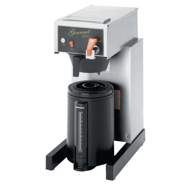 Bloomfield 8782AF-120C Gourmet 1000 Automatic Airpot Coffee Brewer, 120V (Canadian Use Only)