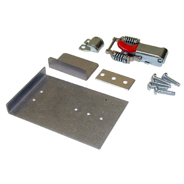 Cres Cor 1246011 Equivalent Spring Loaded Door Latch Kit