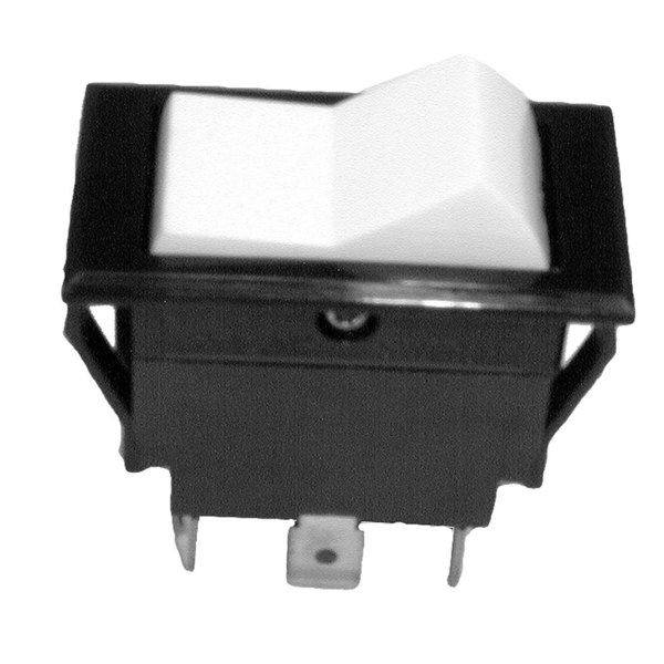 All Points 42-1126 High/Low Rocker Switch - 20A/125-277V Main Image 1