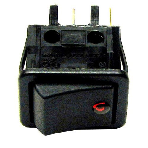 All Points 42-1516 On/Off Lighted Rocker Switch - 16A/125V