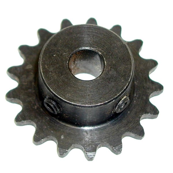 "All Points 26-2450 Motor Sprocket - 17 Teeth, 5/16"" hole; 1 1/2"" Diameter"