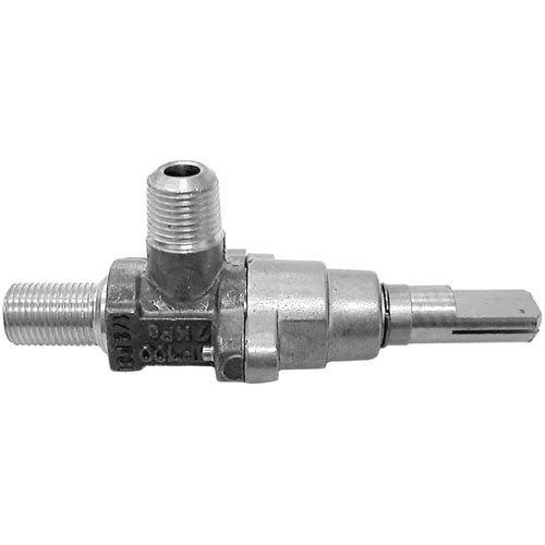"Jade Range 440110000 Equivalent Burner Gas Valve; 1/8"" Gas In / Out Main Image 1"