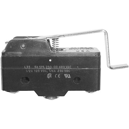All Points 42-1701 Micro Leaf Door Switch - 125V/250V/480V