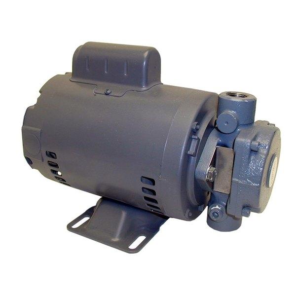 Henny Penny 56630 Equivalent Filter Pump Motor - 110-115/220-230V, 1/2 hp, 1725 / 1425 RPM