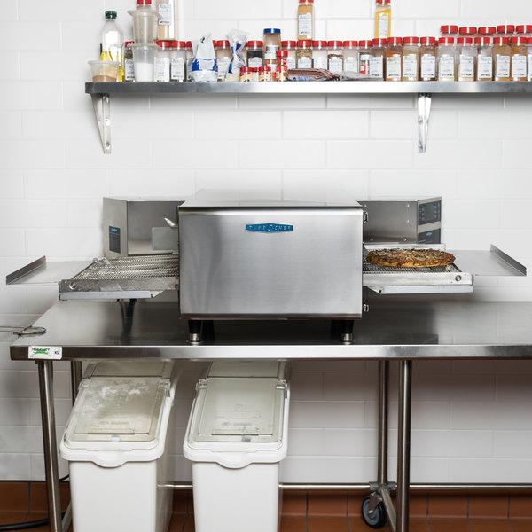 turbochef hhc2020 48 high h conveyor oven single belt 208 240v 3 phase. Black Bedroom Furniture Sets. Home Design Ideas