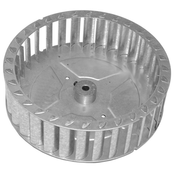 "Garland / US Range 1270300 Equivalent Blower Wheel - 7 1/8"" x 2 1/8"", Clockwise Main Image 1"