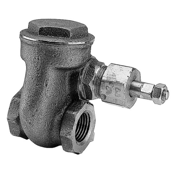"All Points 56-1019 1/2"" FPT Steam Gate Valve"