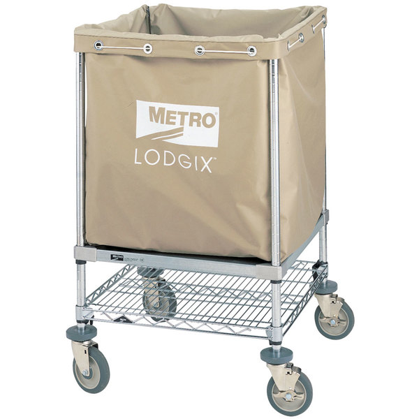Metro LXHR-PLUS Lodgix Houserunner Plus Cart 24\