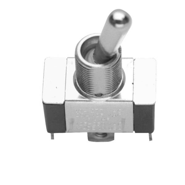 All Points 42-1209 On/Off/Momentary On Toggle Switch - 15A/125V, 10A/250V