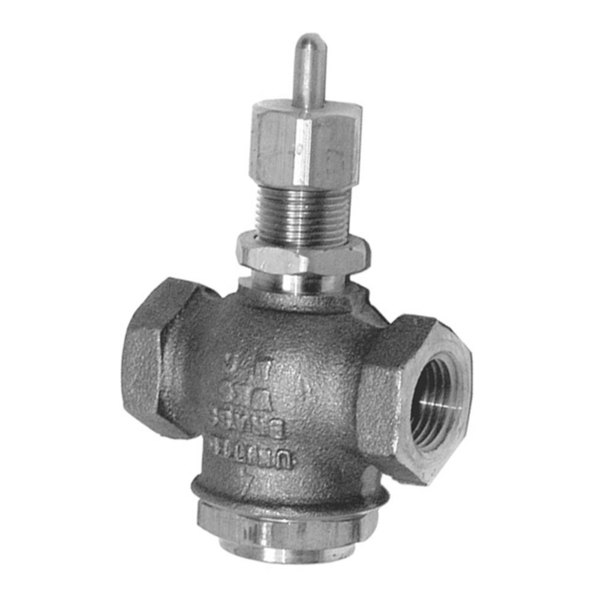 "Hobart 00-349526-00001 Equivalent 1/2"" NPT Rapid Action Water Rinse Valve"