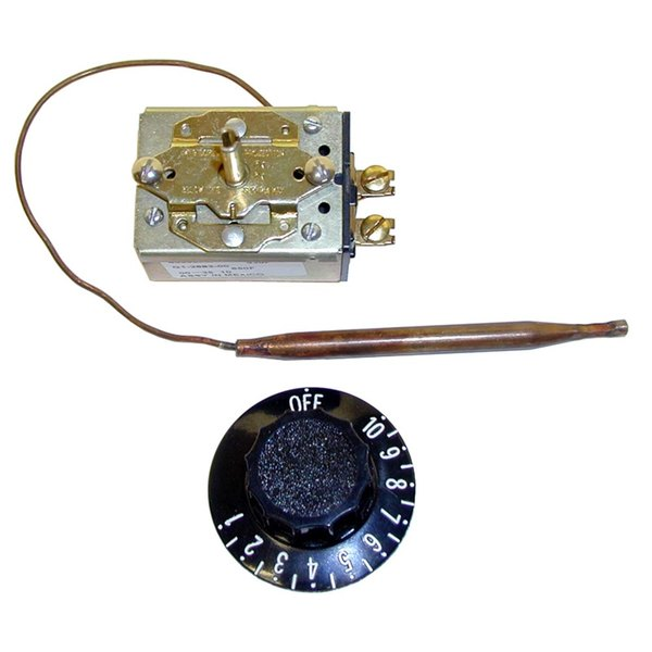 """All Points 46-1281 Thermostat; Type: G1; Temperature 100 - 530 Degrees Fahrenheit; 12"""" Capillary"""