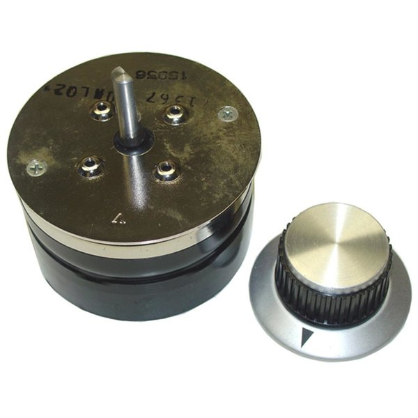 All Points 42-1102 60 Minute Electric Timer with Knob - 120/240V