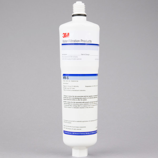 3M Water Filtration Products 5607708 Scale Inhibition Water Filtration System - 6 GPM Main Image 1