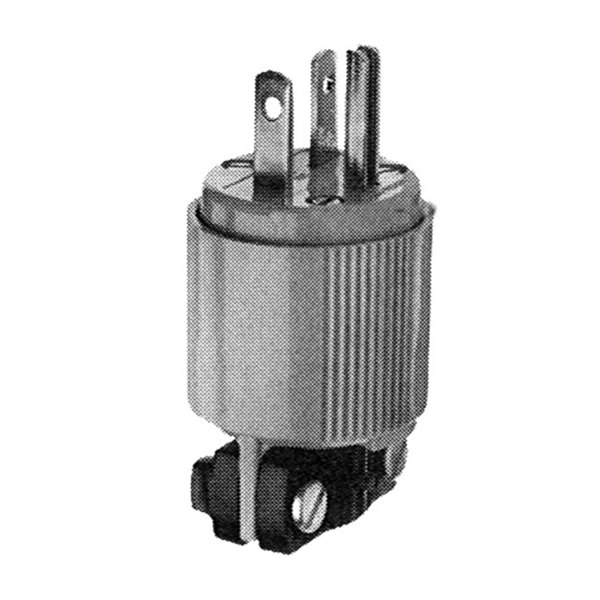 All Points 38-1270 Plug; NEMA 5-20P
