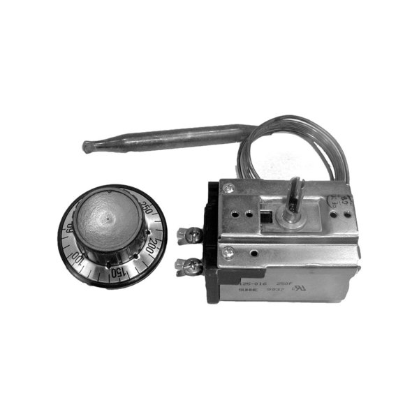 "All Points 46-1001 Thermostat; Type TB125; Temperature 60 - 250 Degrees Fahrenheit; 48"" Capillary"