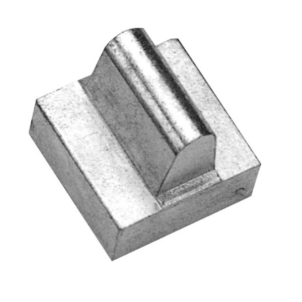 "Hobart 411794-1 Equivalent Door Catch 3/4"" x 3/4"" Main Image 1"