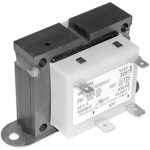 All Points 44-1396 20VA Transformer - 208/240V Primary, 12V Secondary