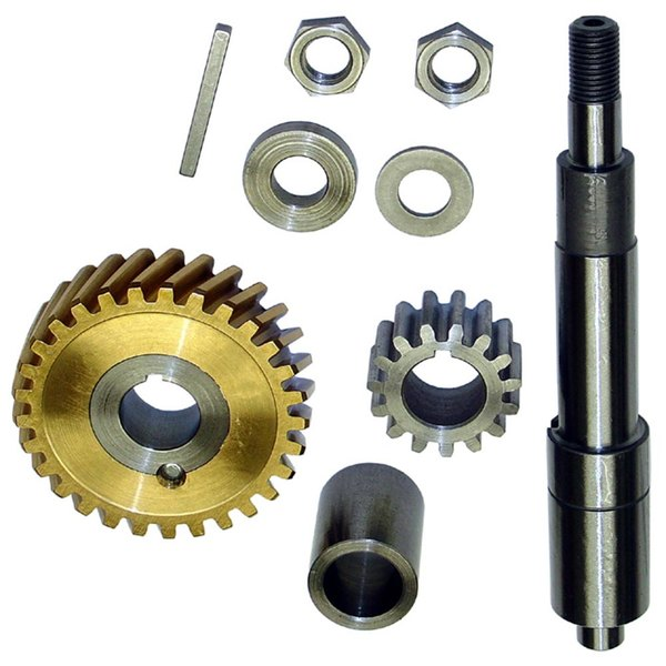 All Points 26-2859 Worm Wheel Shaft Service Kit Main Image 1