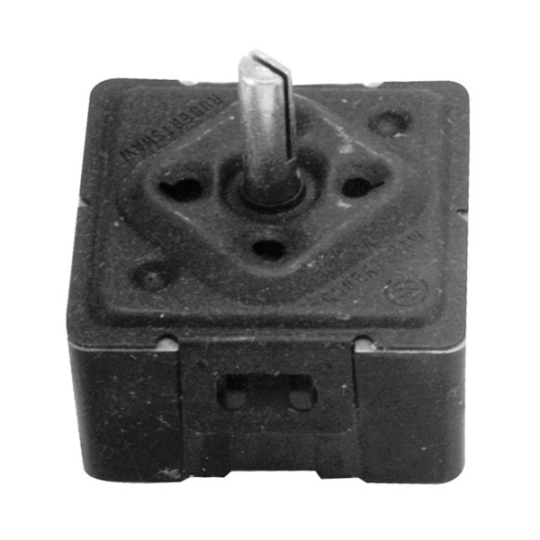 All Points 42-1025 Infinite Control Switch with D-Stem Shaft - 15A/208V Main Image 1