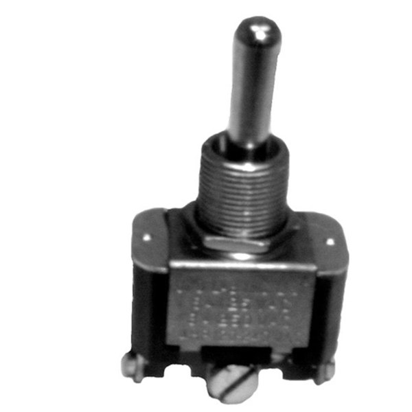 All Points 42-1303 Monentary On/Off/Momentary On Toggle Switch - 10A/250V, 15A/125V