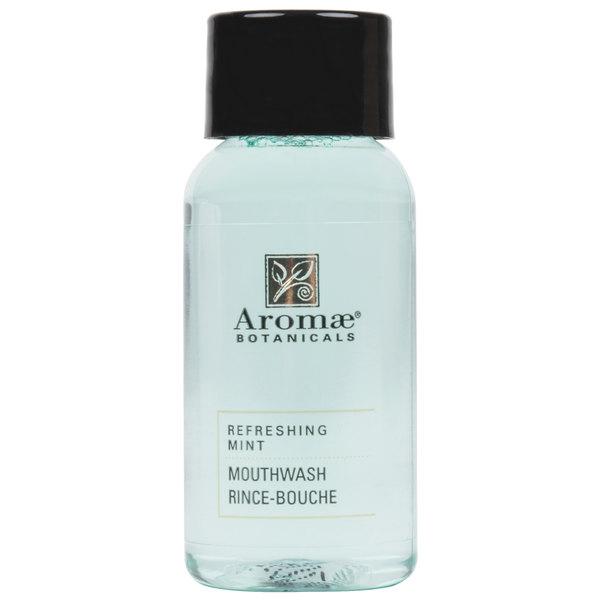 Aromae Botanicals Refreshing Mint Mouthwash 1 oz.  - 160/Case