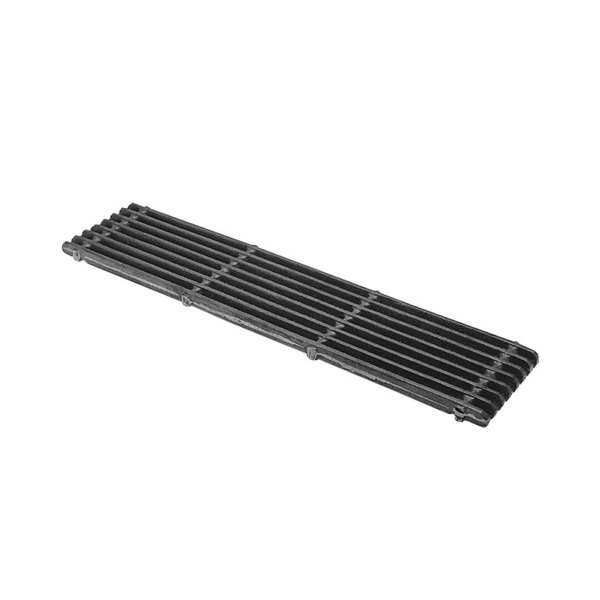 """Rankin Delux RDLR-01 Equivalent 21"""" x 4 7/8"""" Cast Iron Top Broiler Grate Main Image 1"""