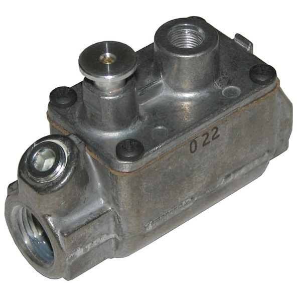 """All Points 54-1125 Gas Pilot Safety Valve; Natural Gas / Liquid Propane; 3/8"""" Gas In / Out; 1/8"""" Pilot Out"""
