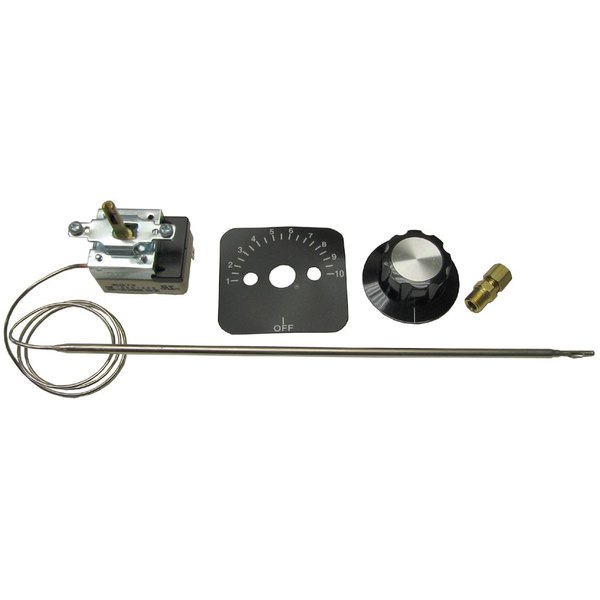 "All Points 46-1143 Thermostat; Type TB125; Temperature 0 - 250 Degrees Fahrenheit; 24"" Capillary"