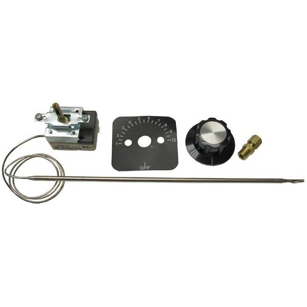 "Ranco G1-5271 Equivalent Thermostat; Type TB125; Temperature 0 - 250 Degrees Fahrenheit; 24"" Capillary Main Image 1"