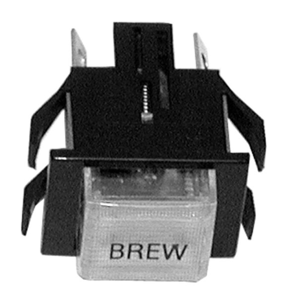 "All Points 42-1079 On/Off Push Button ""Brew"" Switch"