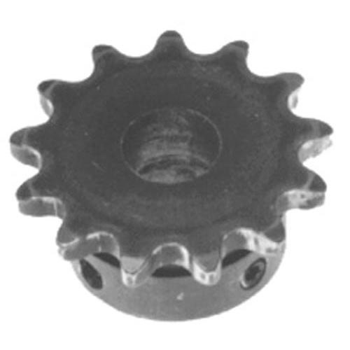 "All Points 26-3205 Gear Motor Sprocket - 13 Teeth, 1/2"" Bore"