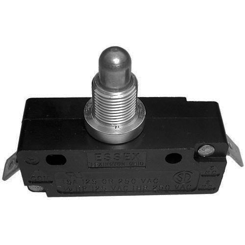 Hatco R02-19-004-00 Equivalent On/Off Push Button Micro Switch - 15A-125/250V