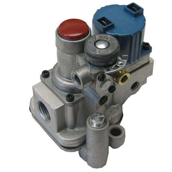 """All Points 54-1124 Gas Safety Valve; Natural Gas; 1/2"""" Gas In / Out; 1/4"""" Pilot In / Out"""