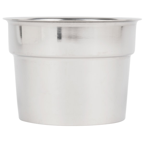 "Malt Cup Collar for 3 7/16"" Cups - Stainless Steel with 4 1/16"" Top Diameter"