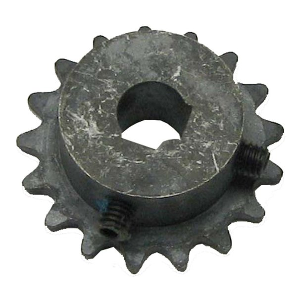 "All Points 26-2665 Motor Sprocket - 17 Teeth, 3/8"" hole, 1 1/2"" Diameter"