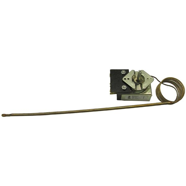 "Wells 64969 Equivalent Thermostat; Type SJ; Temperature 100 - 450 Degrees Fahrenheit; 36"" Capillary"