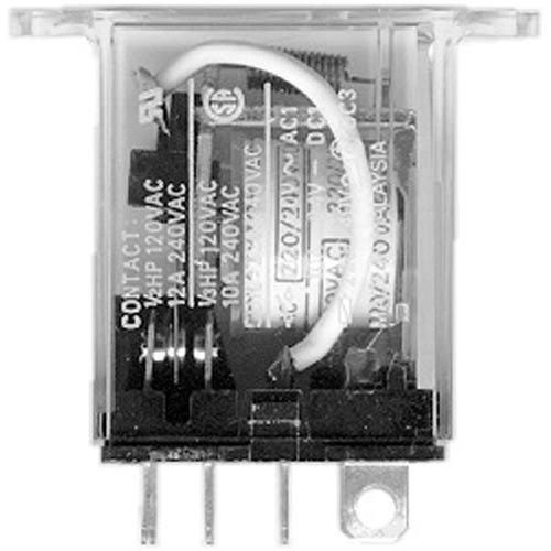 Hoshizaki 418271-05 Equivalent 120/240V Power Protection Relay Main Image 1