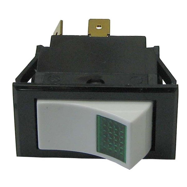 Keating 058328 Equivalent On/Off Rocker Switch - 3A/250V, 6A/125V