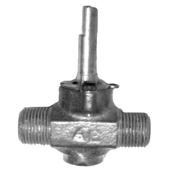 "Vulcan 12043 Equivalent Gas Valve; 3/8"" Gas In / Out"