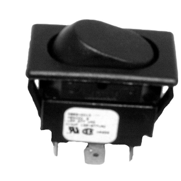All Points 42-1339 On/Off/On Rocker Switch - 15A, 125/277V Main Image 1