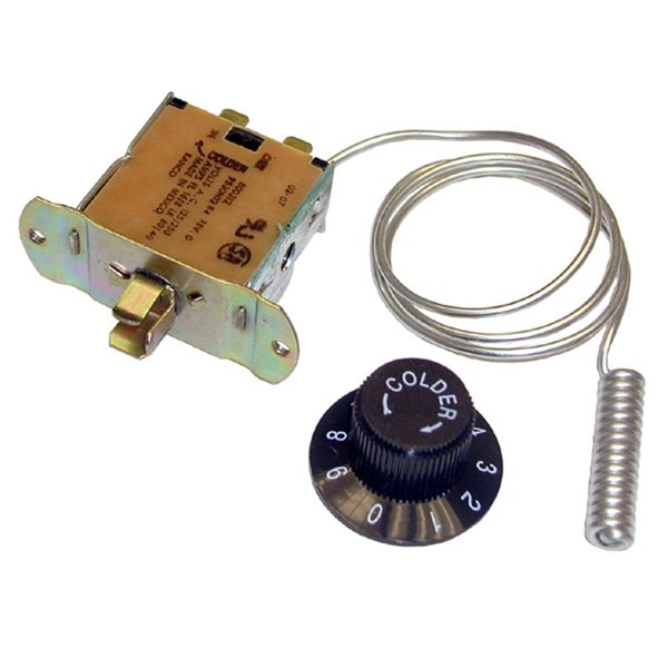 Ranco A30-3566 Equivalent Freezer Temperature Controller with Dial -25 to -1 degree Fahrenheit