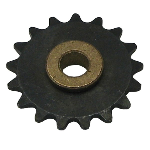"All Points 26-2663 Idler Sprocket - 17 Teeth, 5/16"" Hole, 1/2"" Diameter Main Image 1"
