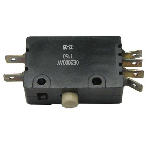 All Points 42-1536 Micro Push Button Switch - 20A/125-250V Main Image 1