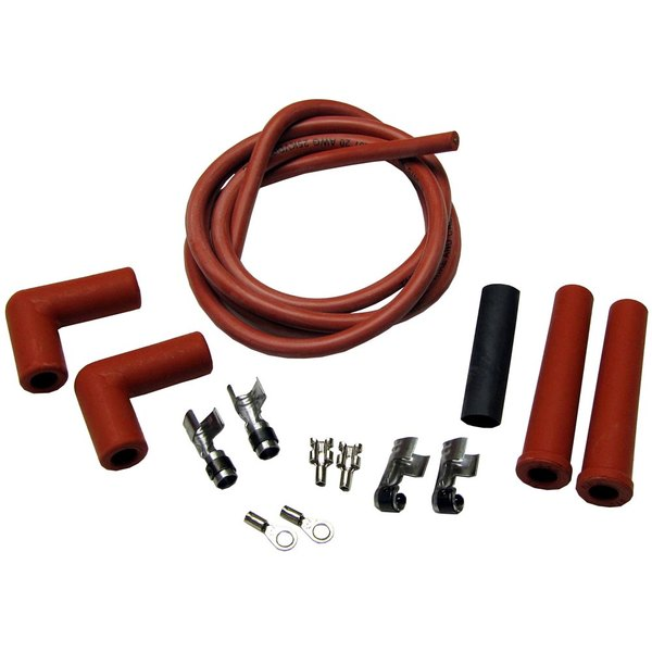All Points 85-1163 250 Degrees Celsius Ignition Cable Kit Main Image 1