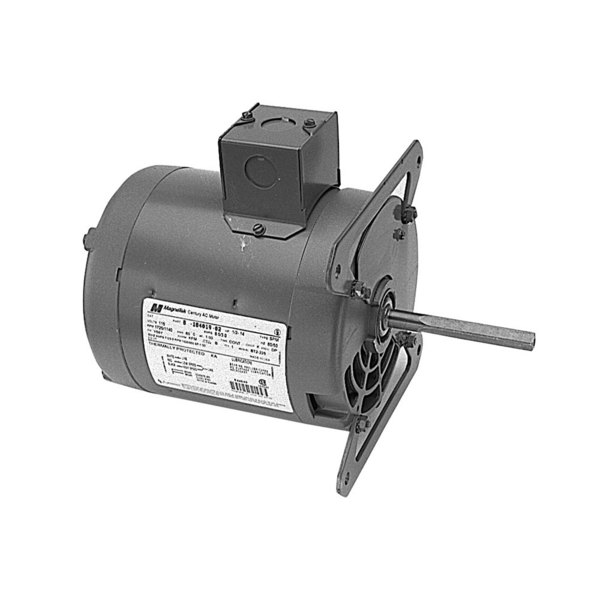 All Points 68-1074 1/2 hp 2-Speed Blower Motor - 115V