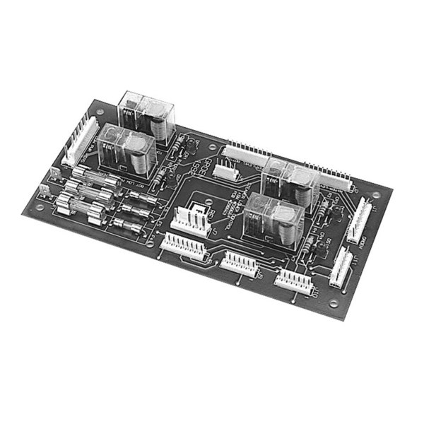 "All Points 46-1222 Lower Control Board; 7 1/8"" x 3 1/2"""