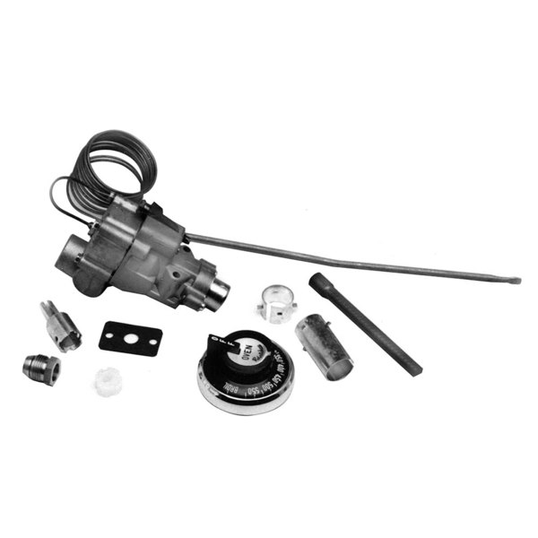 "All Points 46-1054 Thermostat Kit; Type BJWA Kit; Temperature 250 - 550 Degrees Fahrenheit; 72"" Capillary Main Image 1"