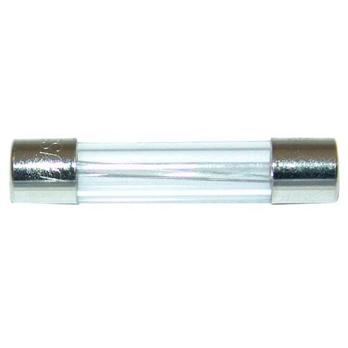 """Bussmann AGC-6 Equivalent 1/4"""" x 1 1/4"""" 6A Fast Acting Glass Fuse - 250V"""