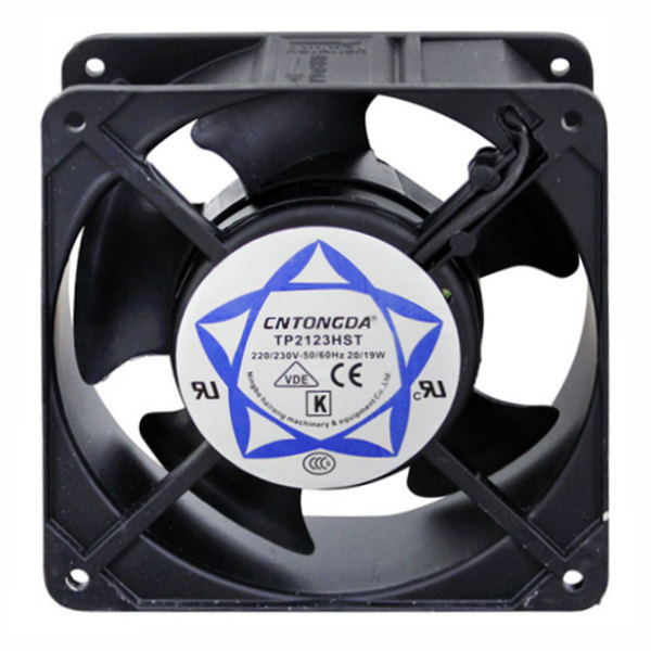 "All Points 68-1060 Axial Cooling Fan 4 11/16"" x 11/2""; 230V; 3100 RPM"