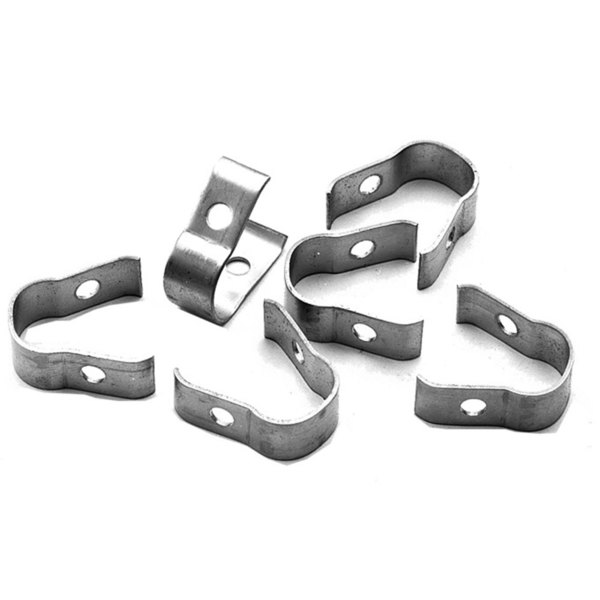 "Hobart 347291-1 Equivalent 7/16"" Bulb Clamp - 6/Pack"